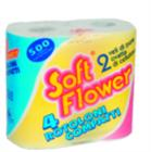 TP Soft Flower 500/CL2-9.5 4x1